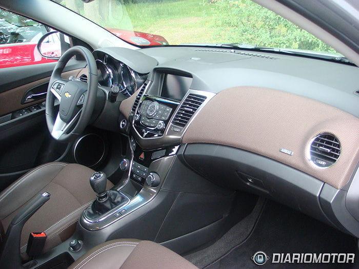 Presentación Chevrolet Cruze SW
