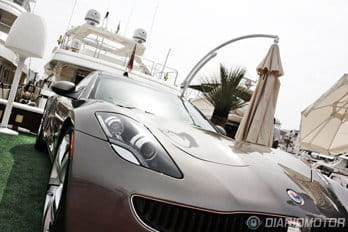Marbella Luxury Weekend, Fisker Karma