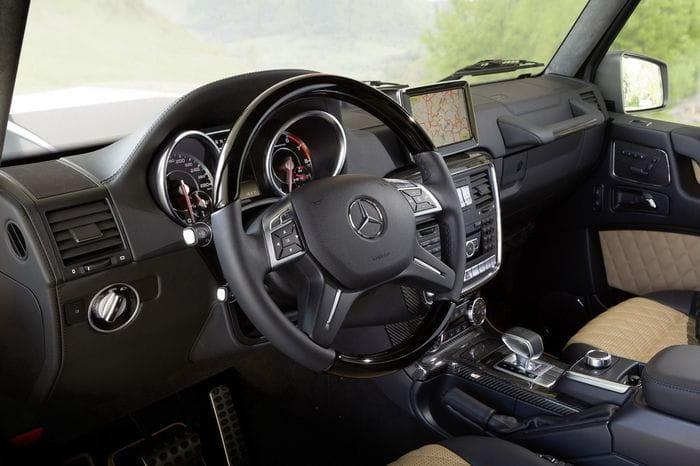El Mercedes Clase G se ha salvado gracias a China y Rusia