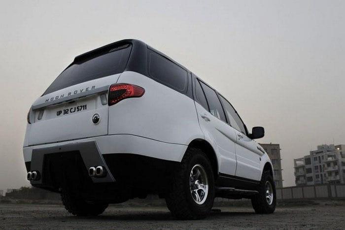 Moon Rover Evoque