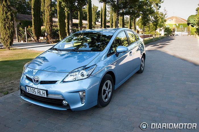 Híbridos de Toyota