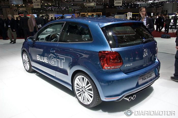 Volkswagen Polo BlueGT vs Polo GTI