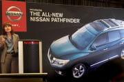Gallería fotos de Nissan Pathfinder