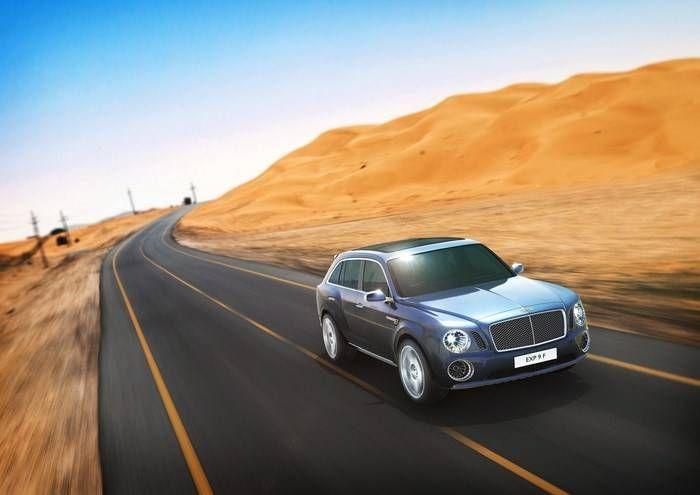 Bentley EXP 9 F: directo a producción con notable en diseño por los clientes de la marca