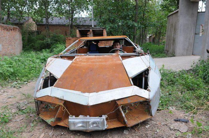 Nacido en China: de mayor quiero ser un Lamborghini Reventón
