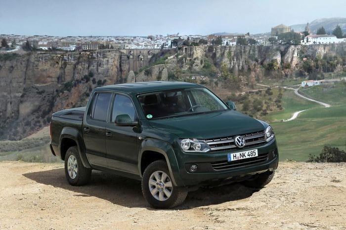Más potencia TDI y capacidad de arrastre para los Volkswagen Amarok 2013
