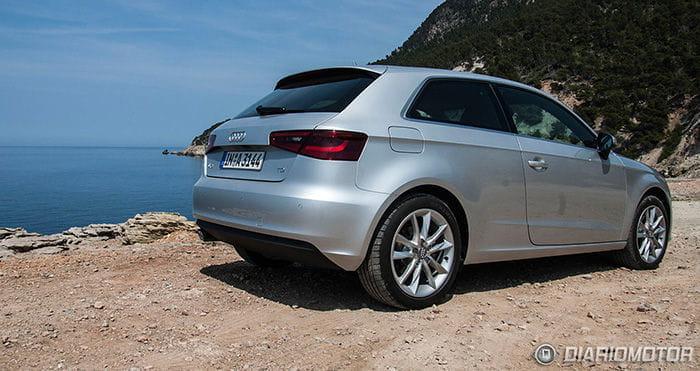 El Audi A3 Sportback podría dejarse ver en París