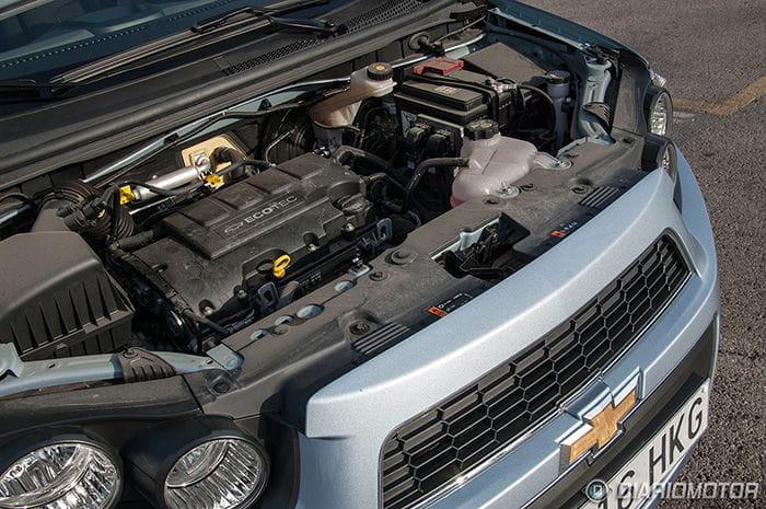 Chevrolet Aveo 4 puertas