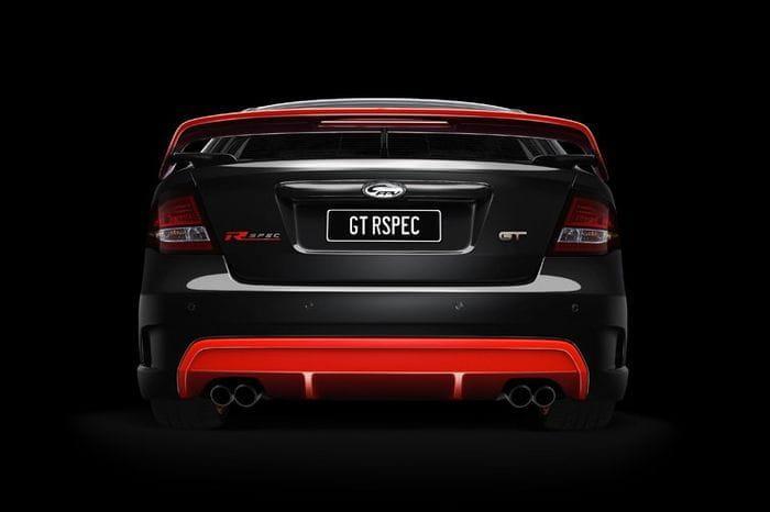 Ford Falcon GT RSPEC, el Ford australiano más potente de la historia