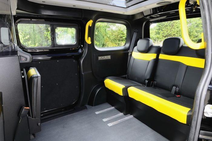 Nissan NV200, el próximo taxi londinense será Made in Barcelona