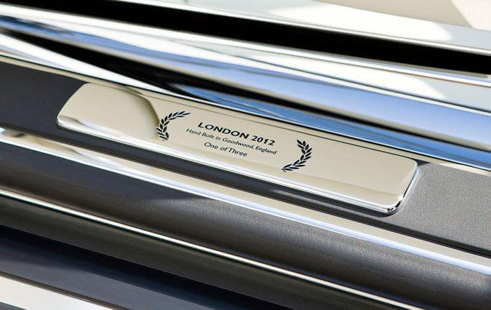 Rolls-Royce Phantom Drophead Coupé Olympic