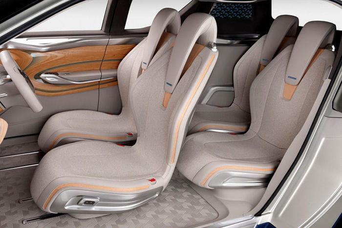 Nissan TeRRa: el todoterreno de hidrógeno que veremos en el Salón de París