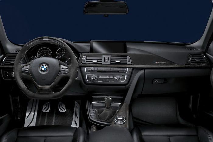 Nuevos accesorios BMW M Performance y kits de potenciación para los motores 2.0d