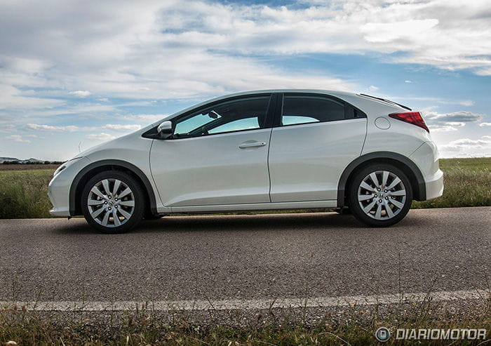 Honda confirma la llegada de un Civic Wagon junto al Type R