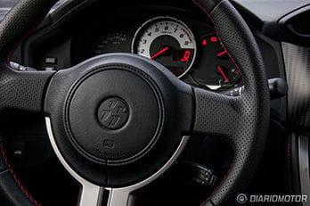 Prueba del Toyota GT 86