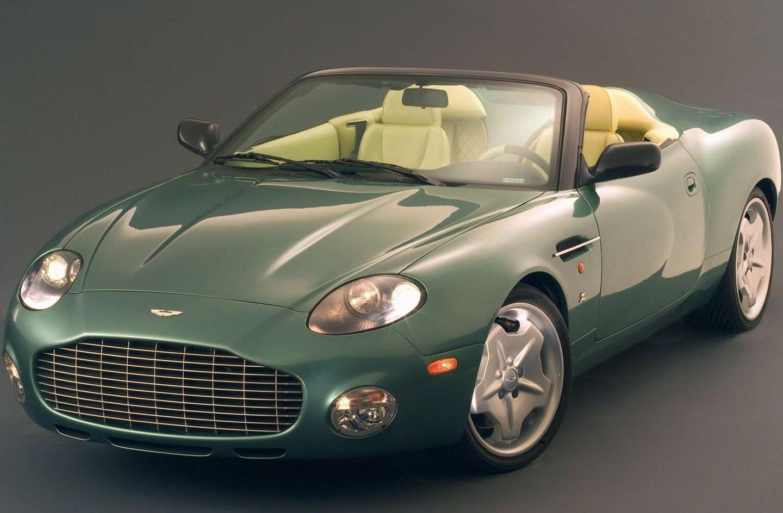 Aston Martin Coches Precios Y Noticias De La Marca Diariomotor
