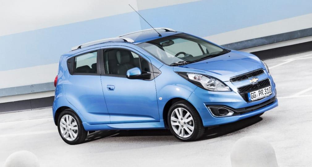 Chevrolet Spark Precios Noticias Prueba Ficha Tecnica Y Fotos