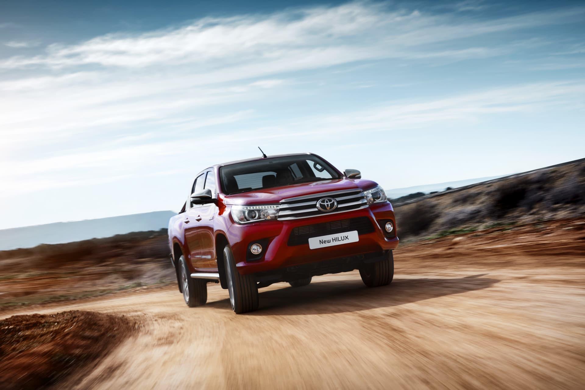 Toyota Hilux, diésel y 4x4: precios, prueba, ficha técnica ...