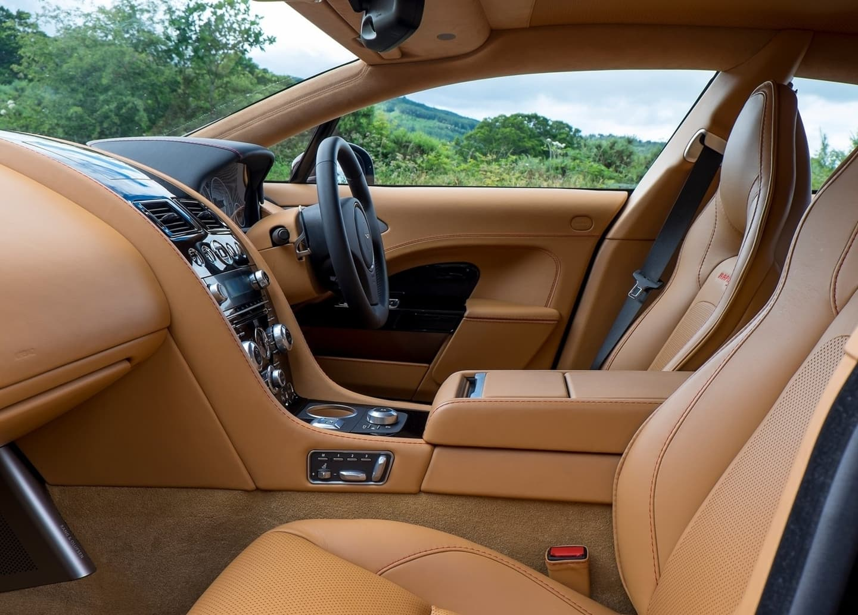 Aston Martin Rapide Precios Noticias Prueba Ficha