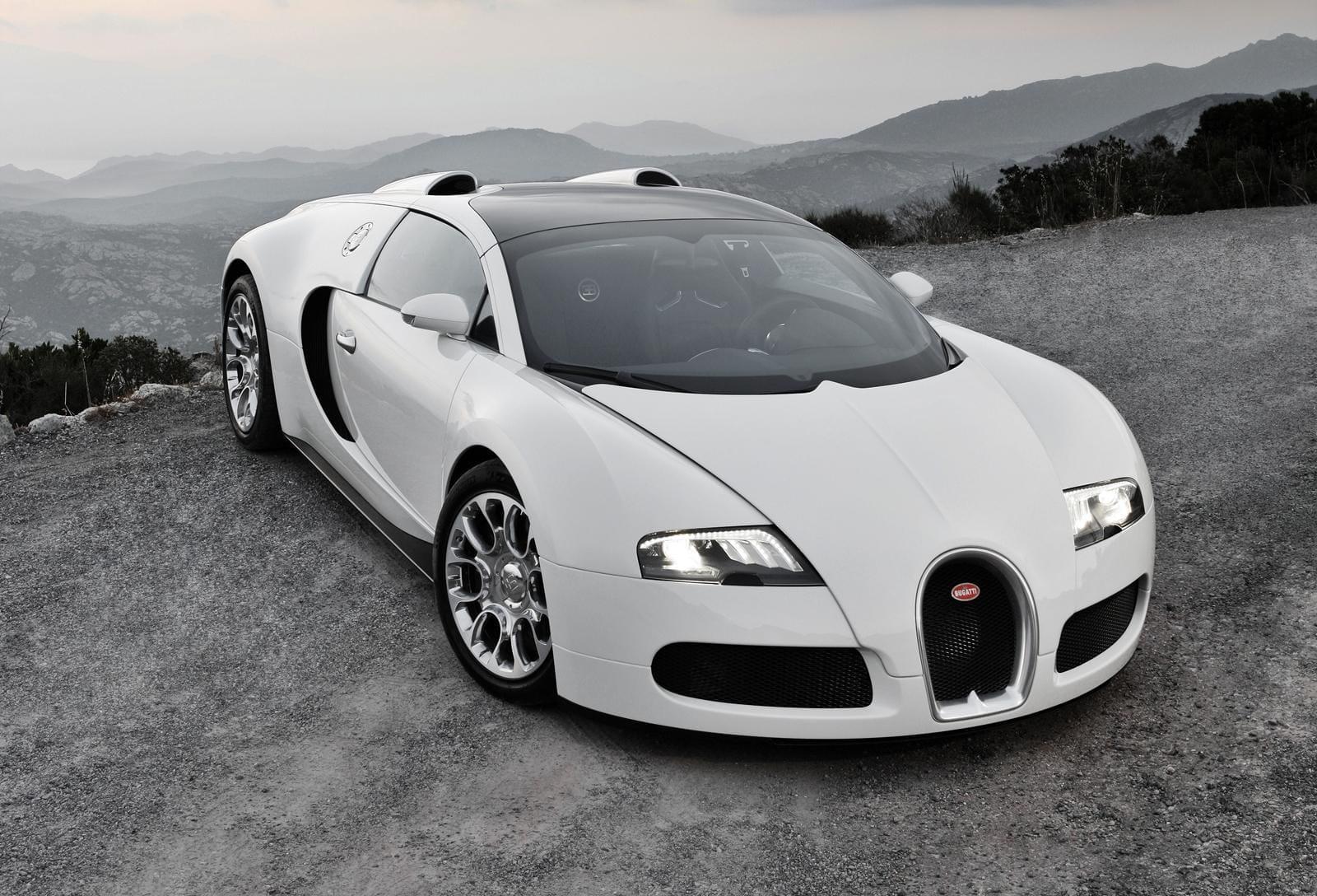 Bugatti Veyron Precios Noticias Prueba Ficha Tecnica Y Fotos