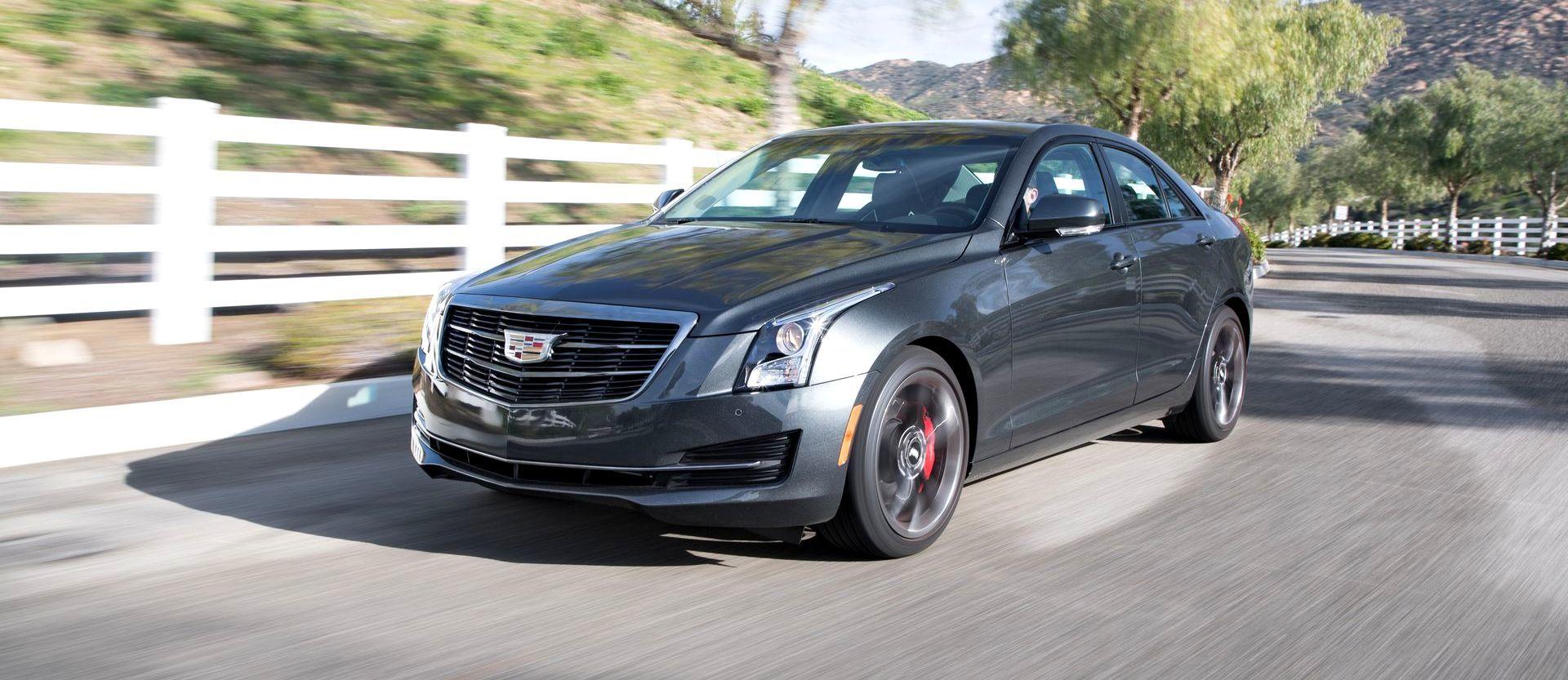 Cadillac Ats Ficha P