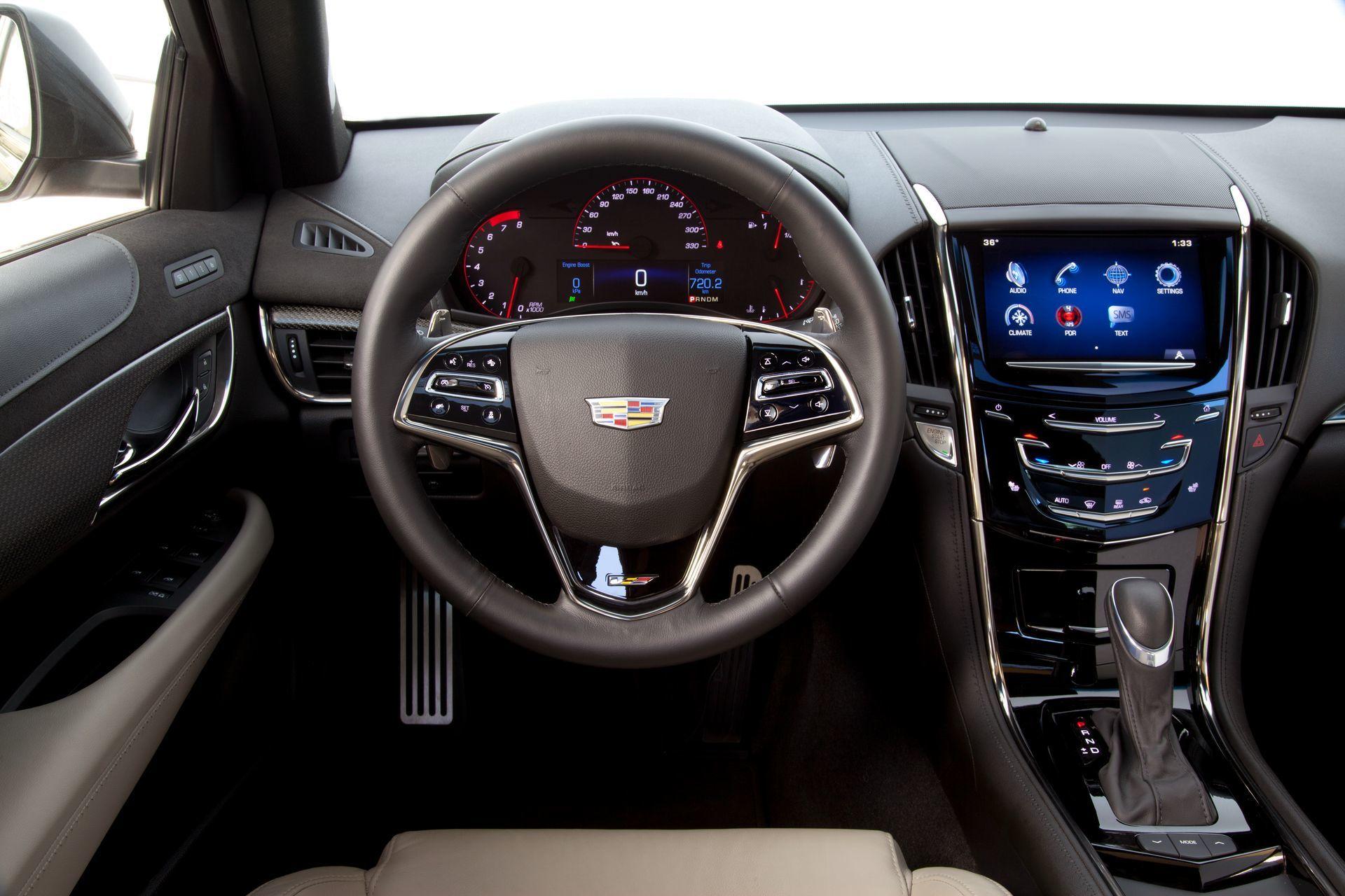 Cadillac ATS: precios, noticias, prueba, ficha técnica y ...