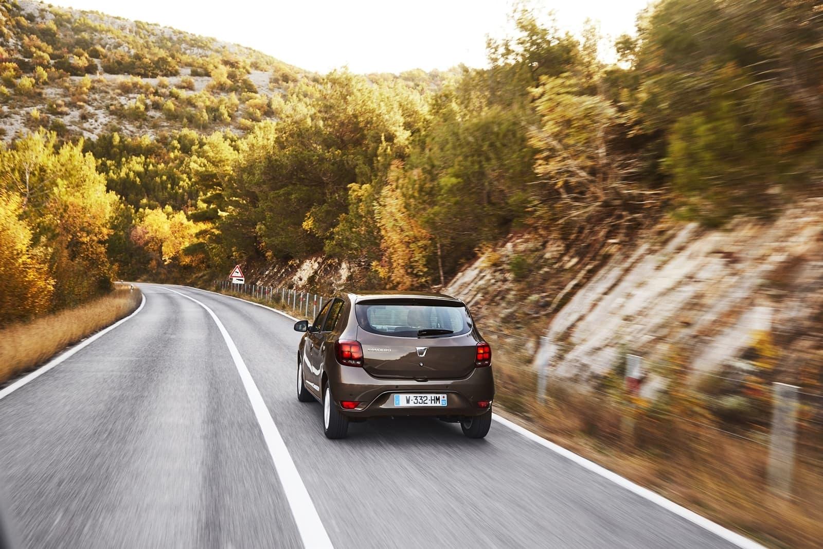 Dacia Sandero 0119 Ficha 016