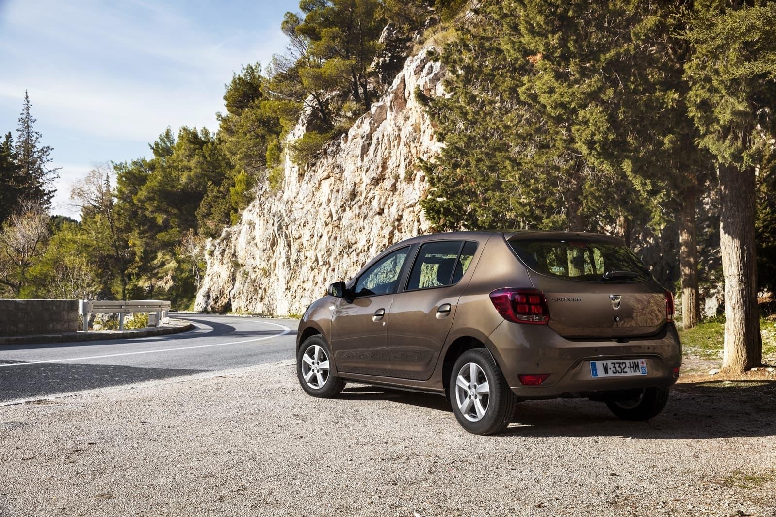 Dacia Sandero 0119 Ficha 022