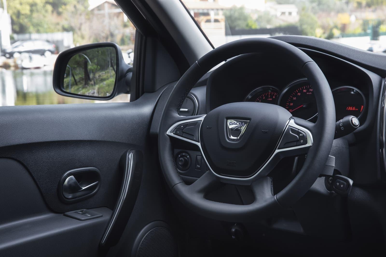 Dacia Sandero 0119 Ficha 027