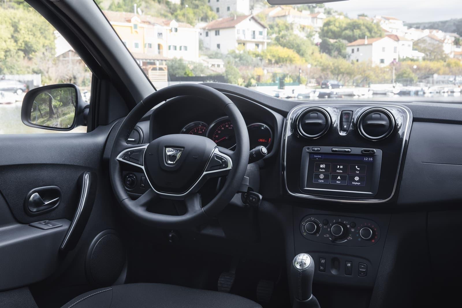 Dacia Sandero 0119 Ficha 033