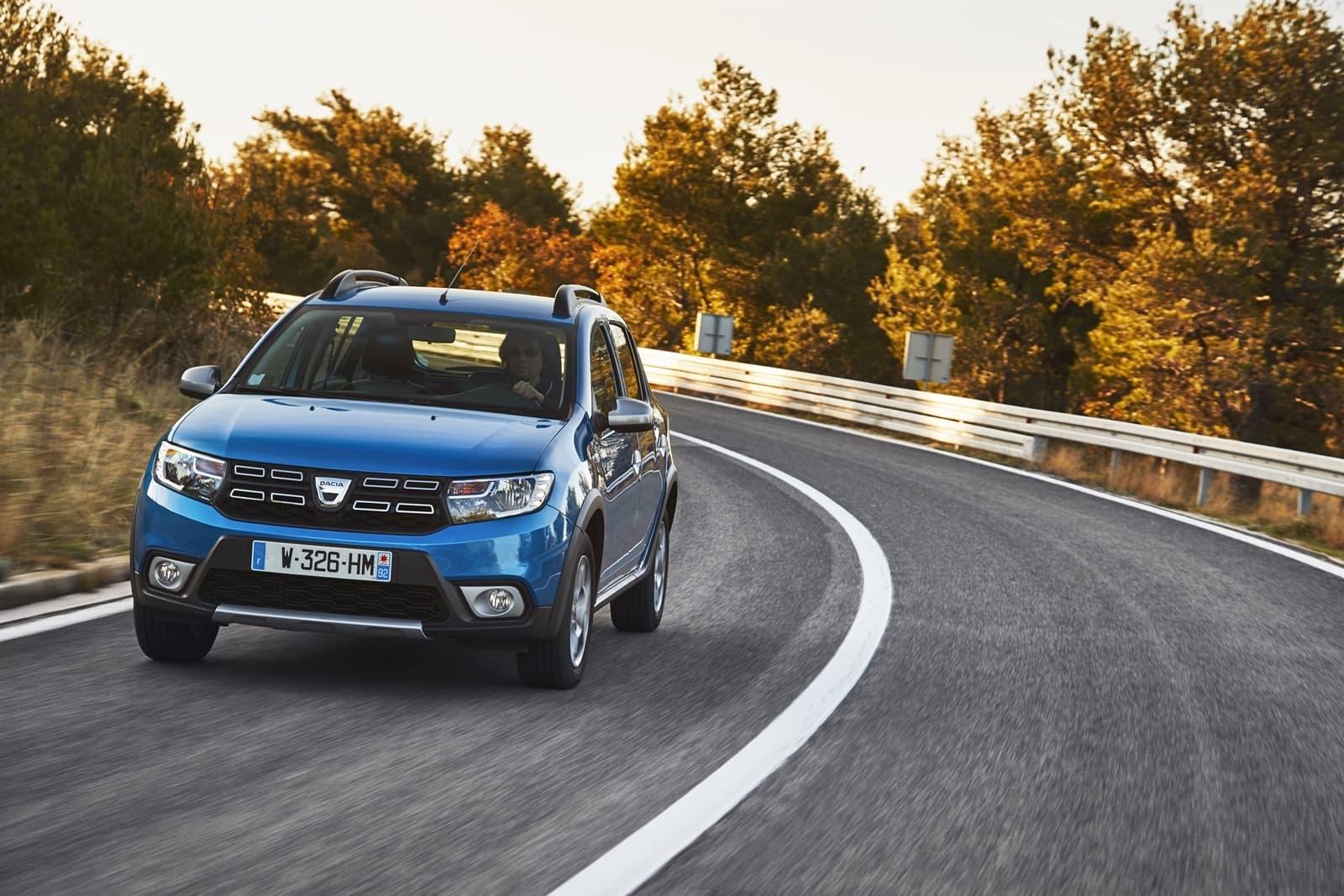Dacia Sandero 0119 Ficha 036