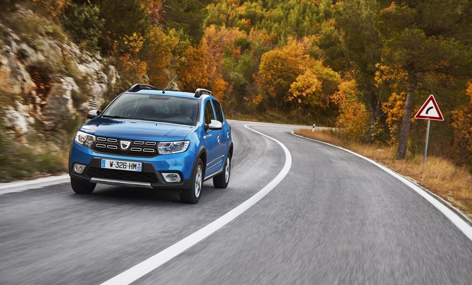 Dacia Sandero 0119 Ficha 037