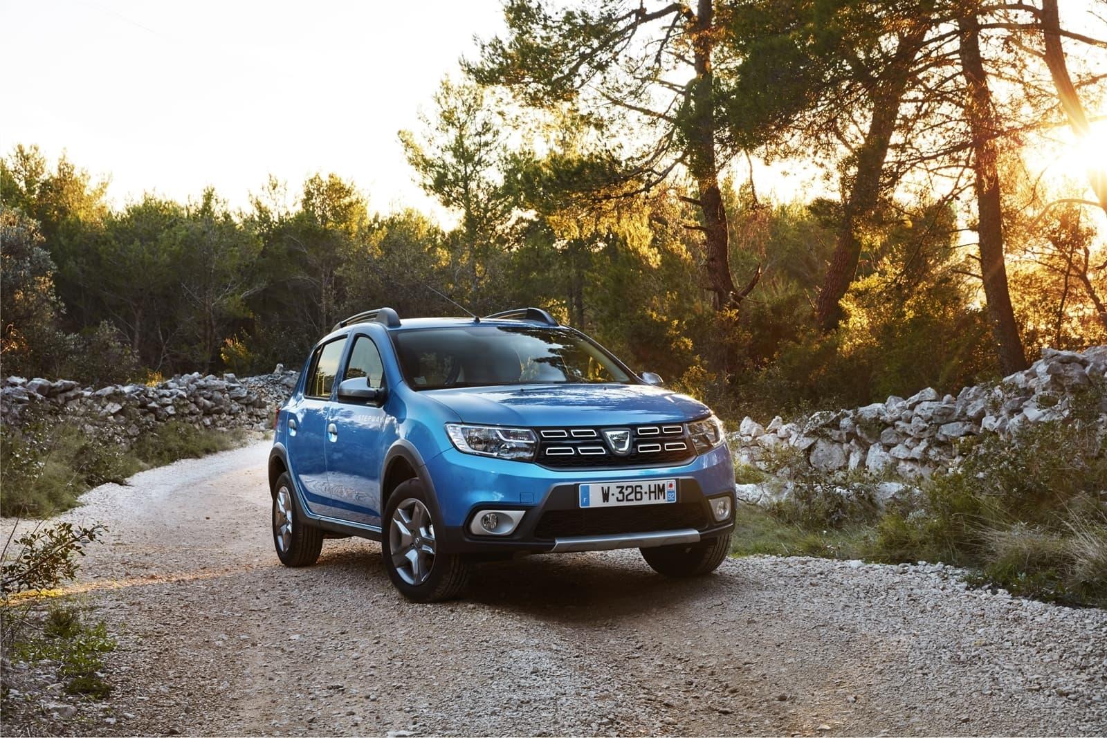 Dacia Sandero 0119 Ficha 050