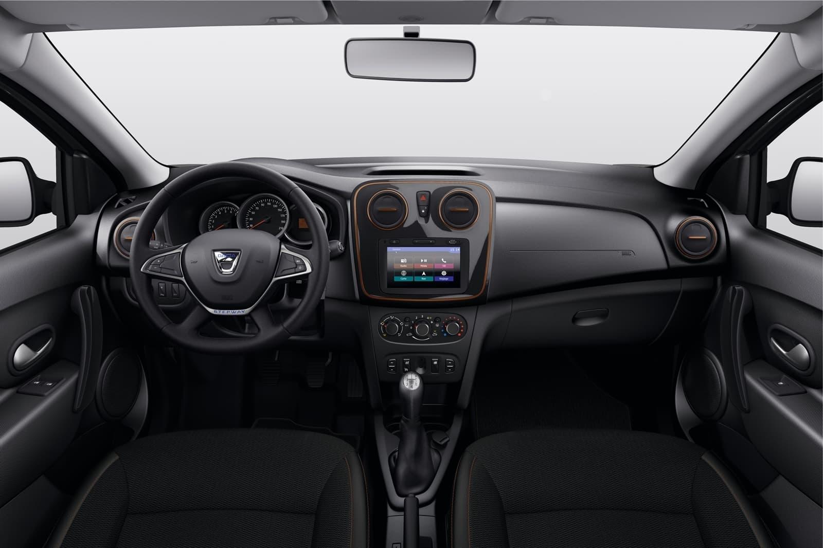 Dacia Sandero 0119 Ficha 070