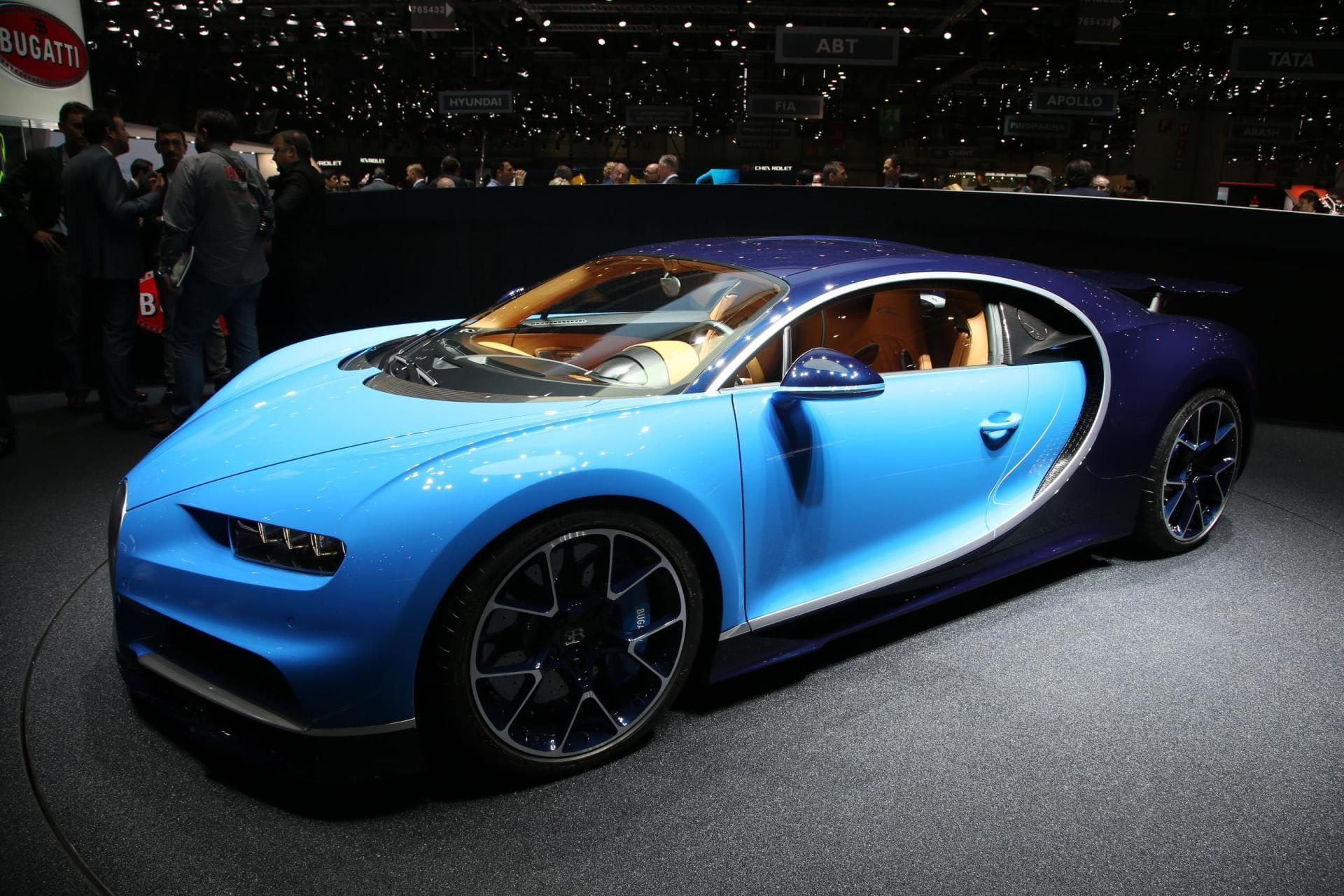 901087519 Bugatti no llega a Volkswagen hasta 1998. Bajo la batuta del grupo alemán  se presentan una serie de modelos conceptuales y en el año 2000 se presenta  el ...