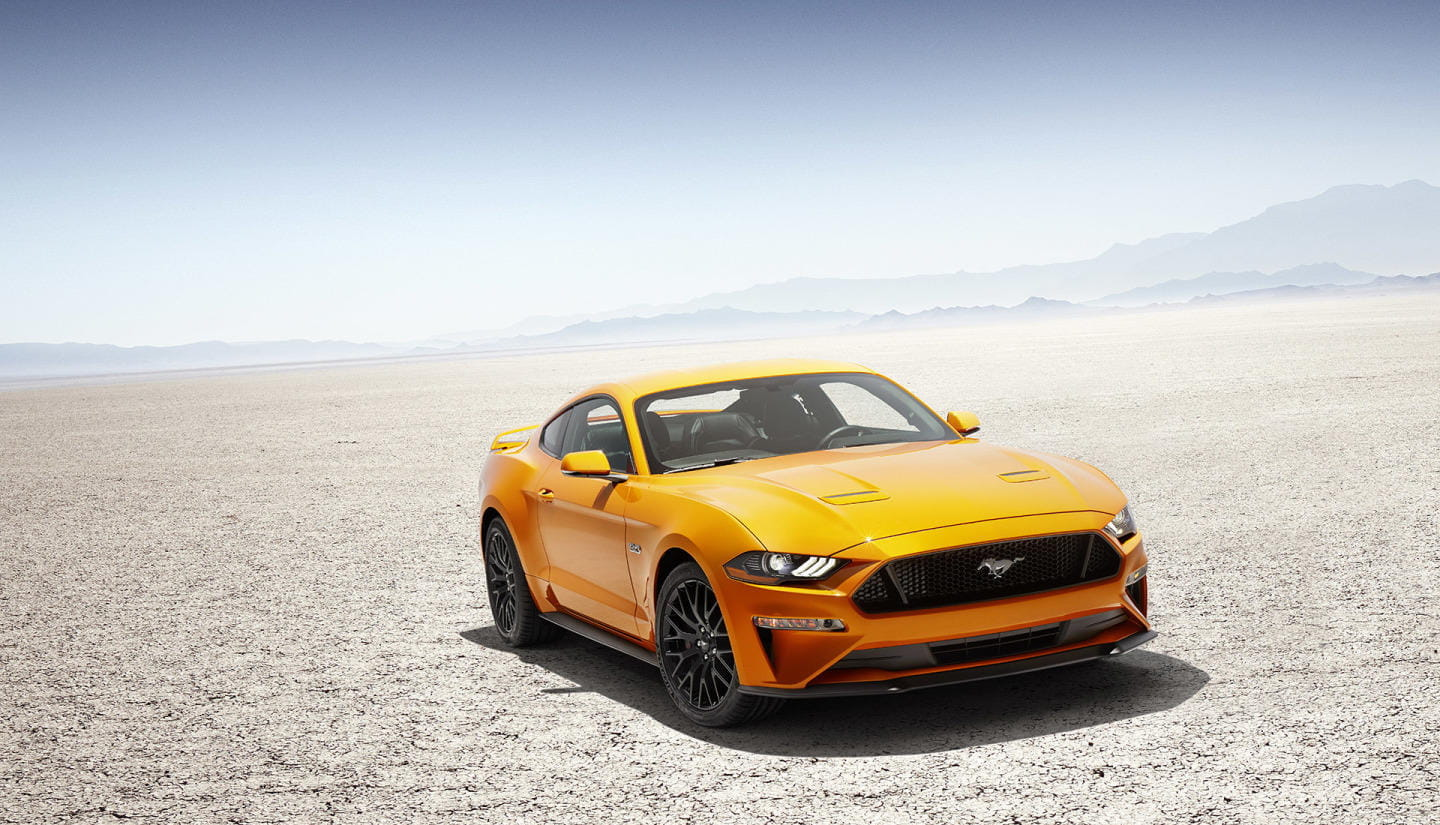 Ford Mustang Ecoboost Ficha Tecnica