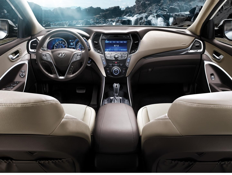Hyundai Santa Fe Precios Noticias Prueba Ficha T 233 Cnica