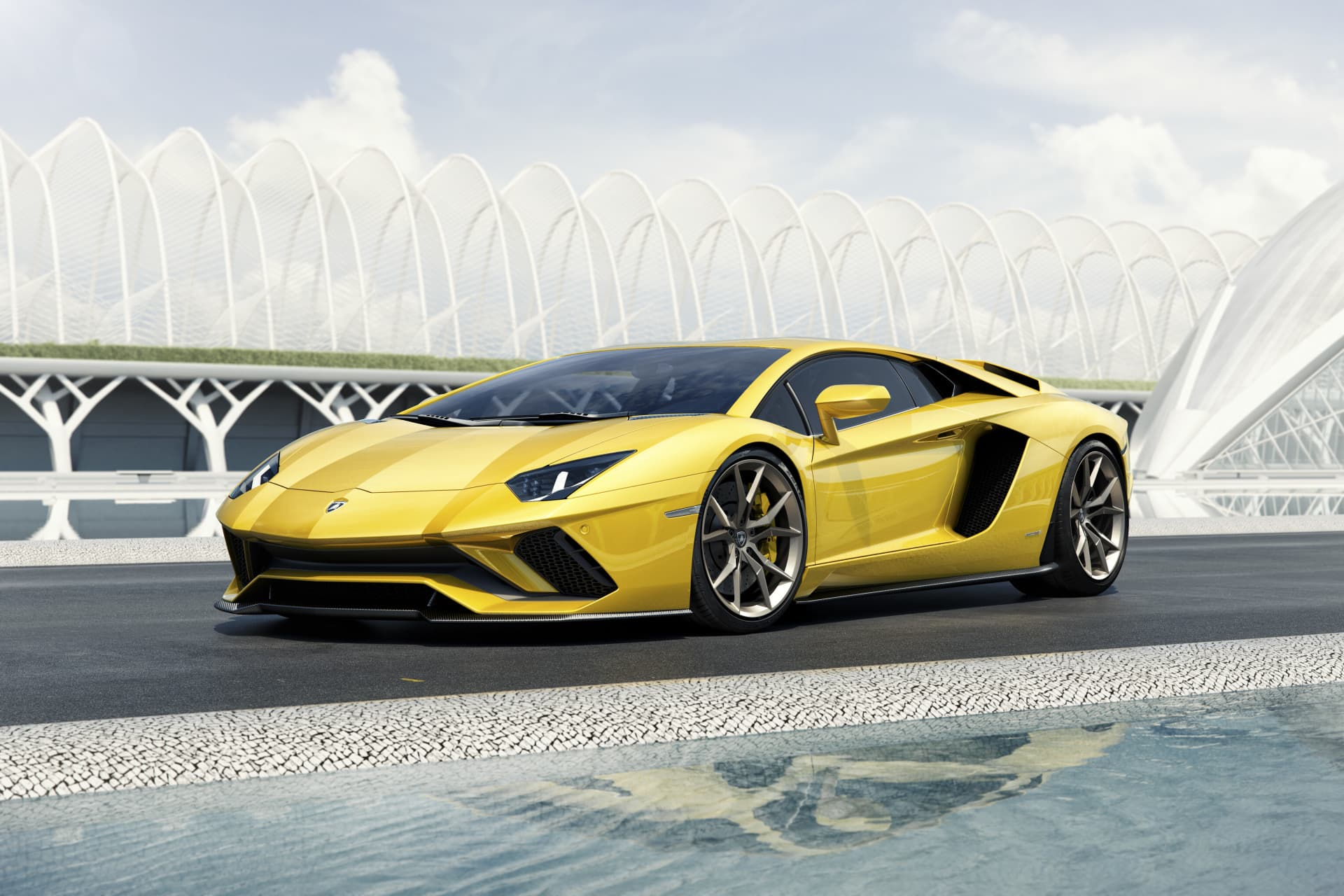Lamborghini Aventador Informacion Dm2