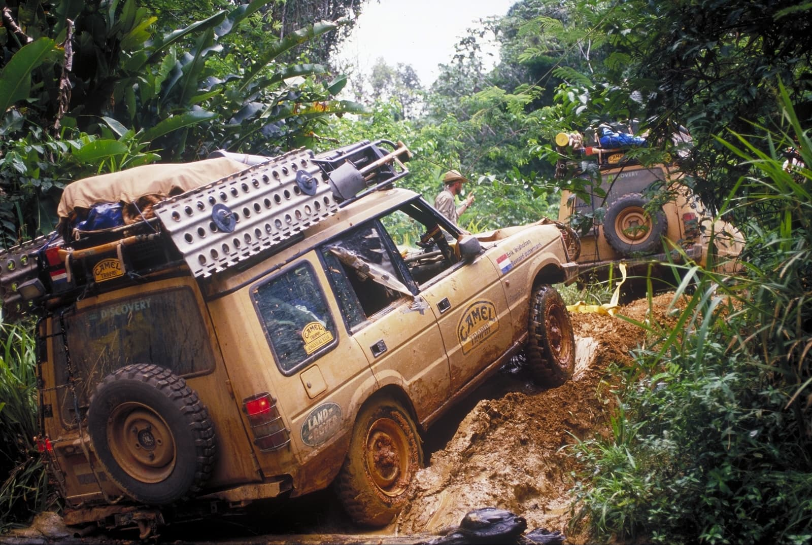 Land Rover Camel Trophy 0719 01