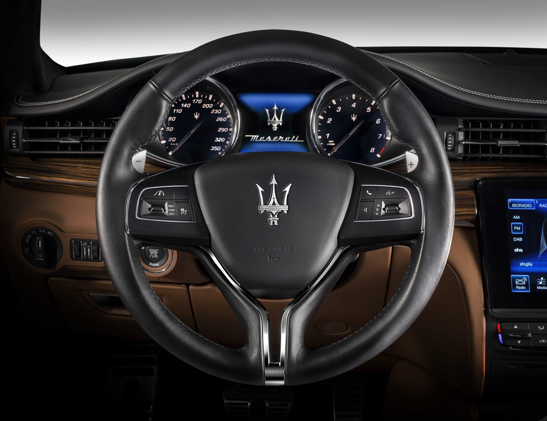 Maserati Quattroporte Ficha 11