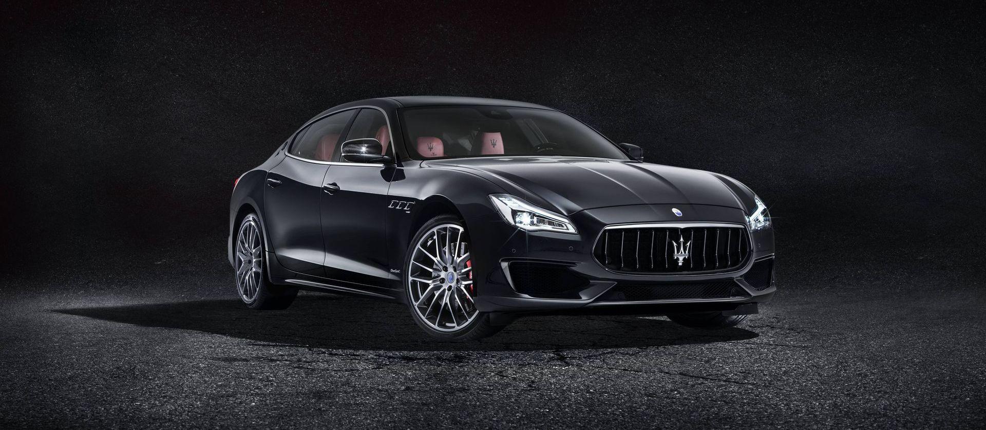 Maserati Quattroporte Ficha P