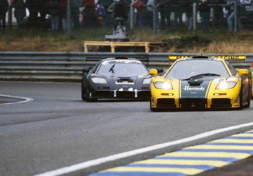Mclaren 1995 F1 Gtr Le Mans