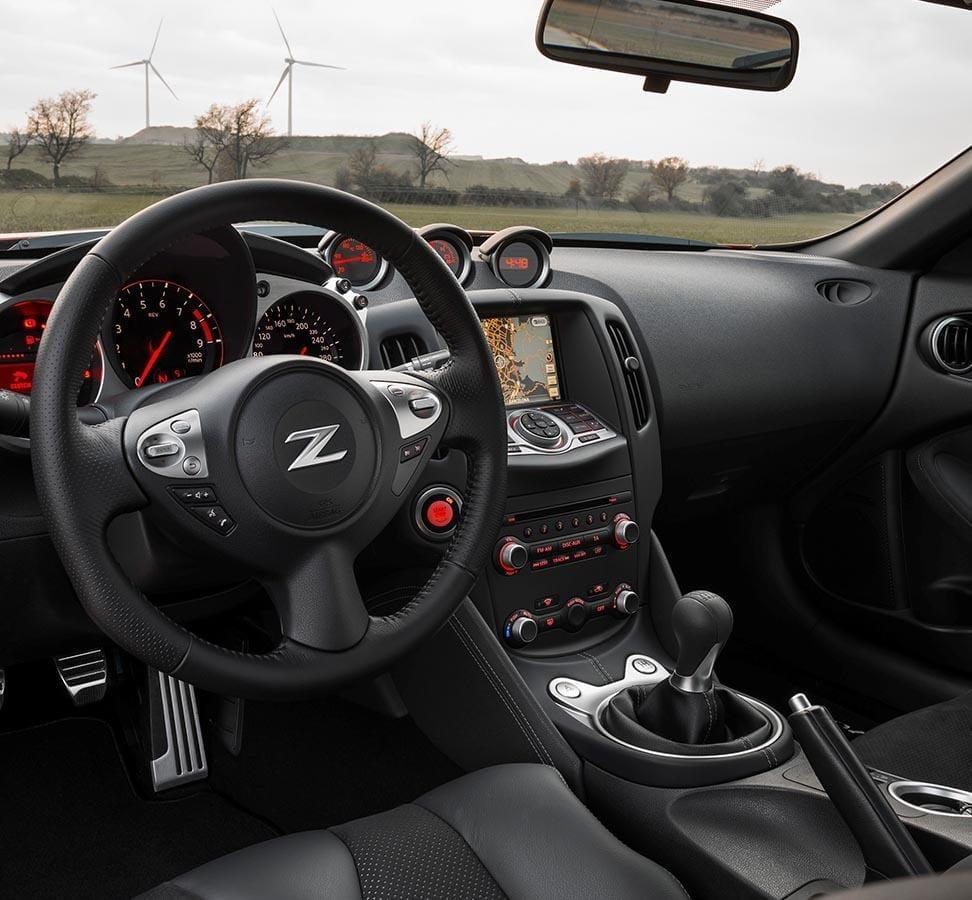 Nissan 370Z: precios, prueba, ficha técnica, fotos y ...