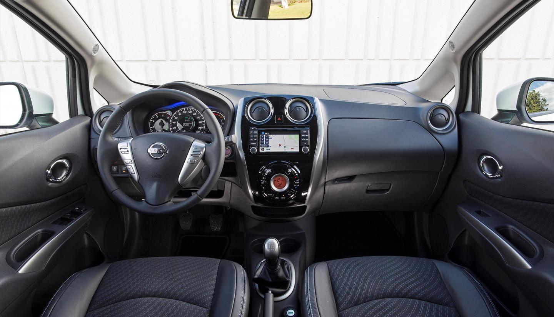 Nissan Note: precios, prueba, ficha técnica y fotos