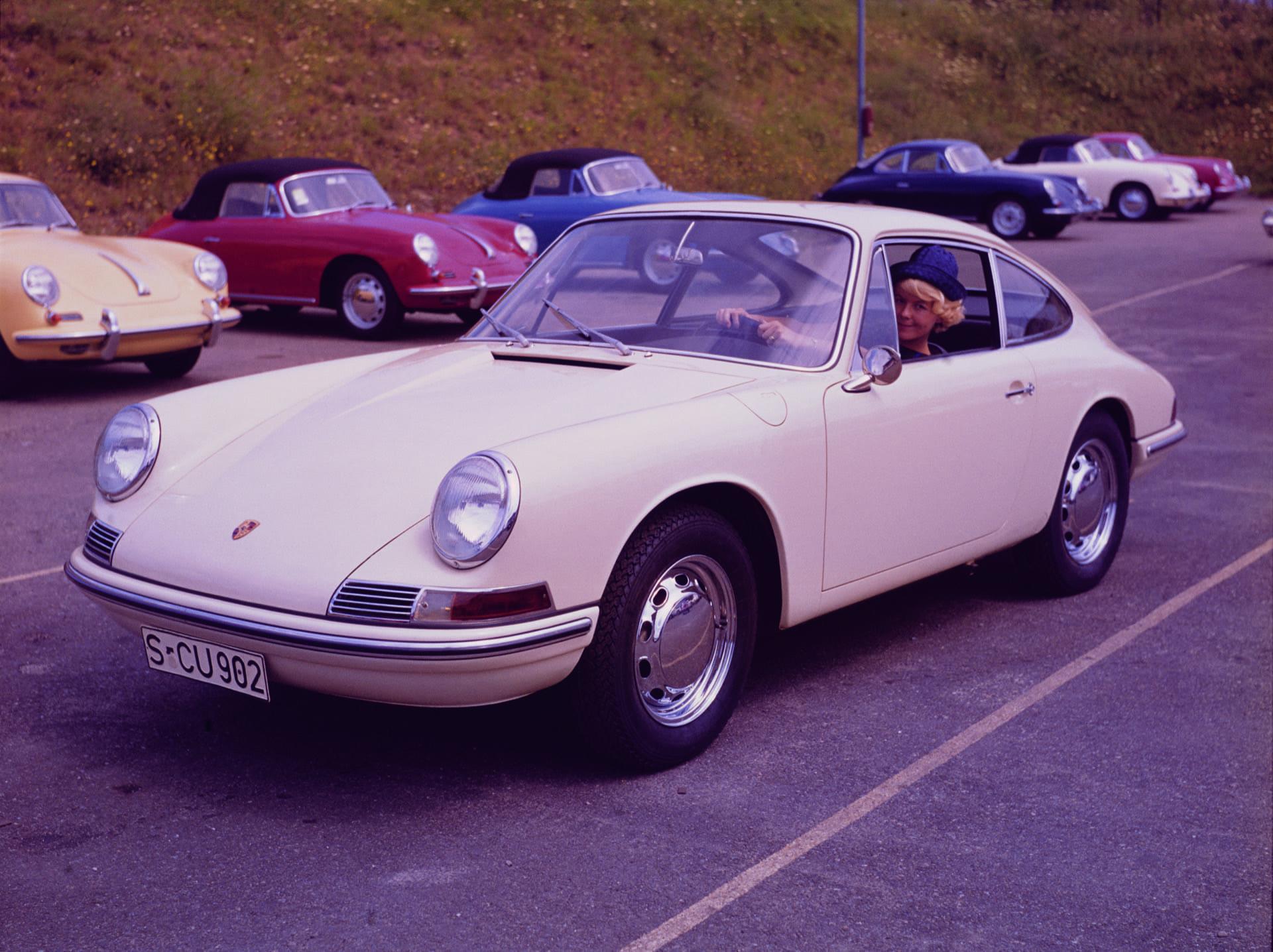 Porsche 911 2 0 Coupe 1964