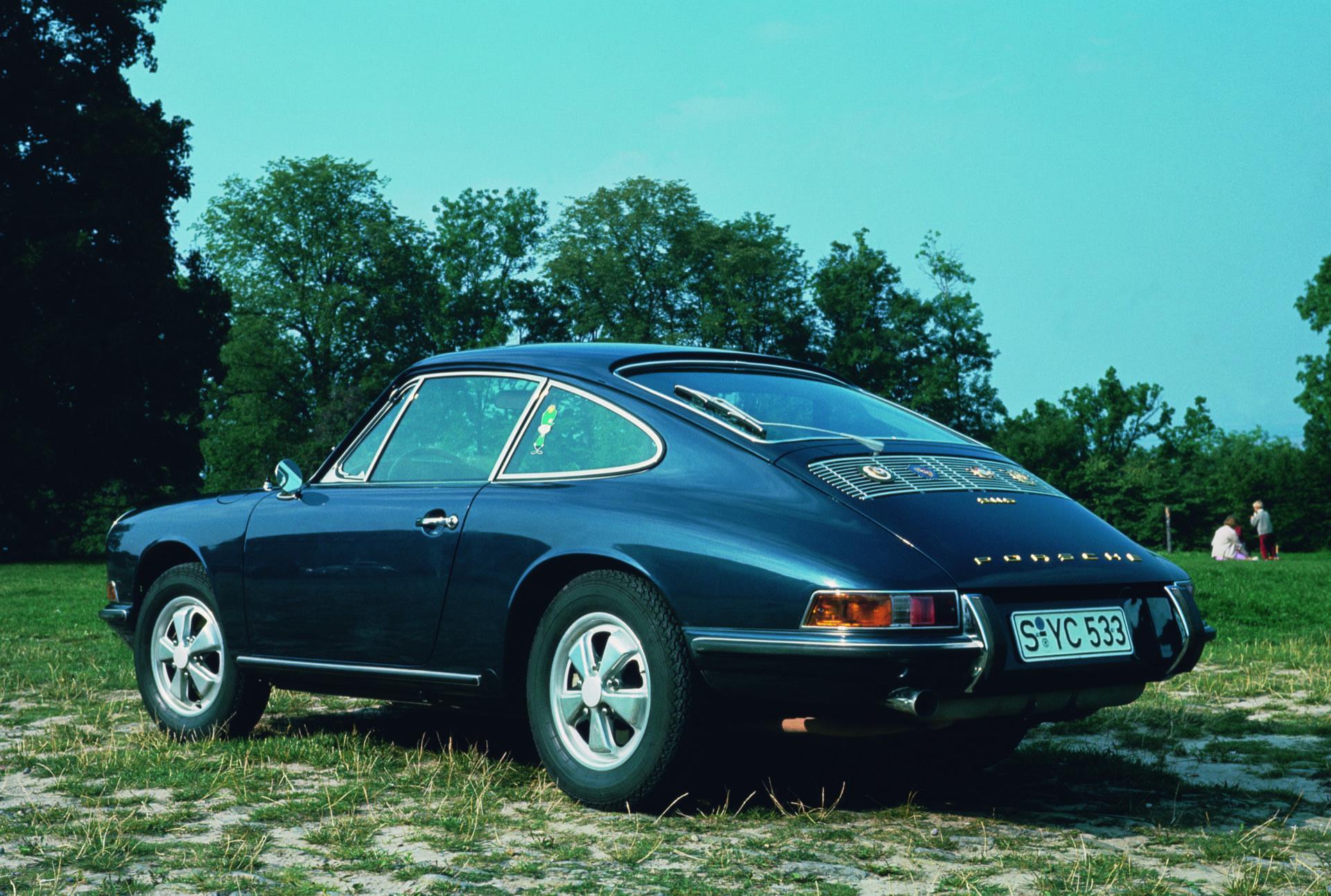 Porsche 911 2 0 S Coupe 1967