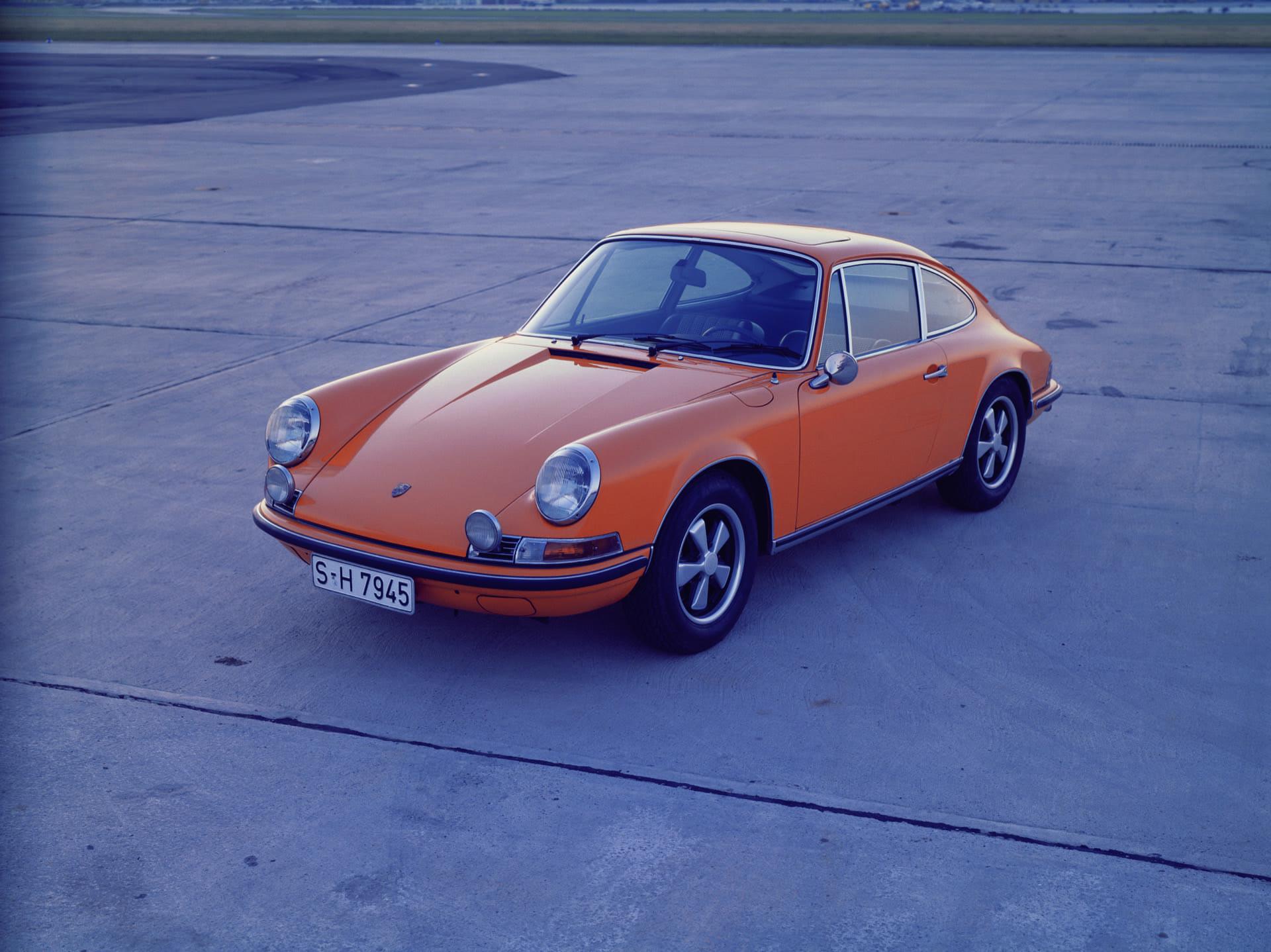 Porsche 911 2 2 Coupe 1970