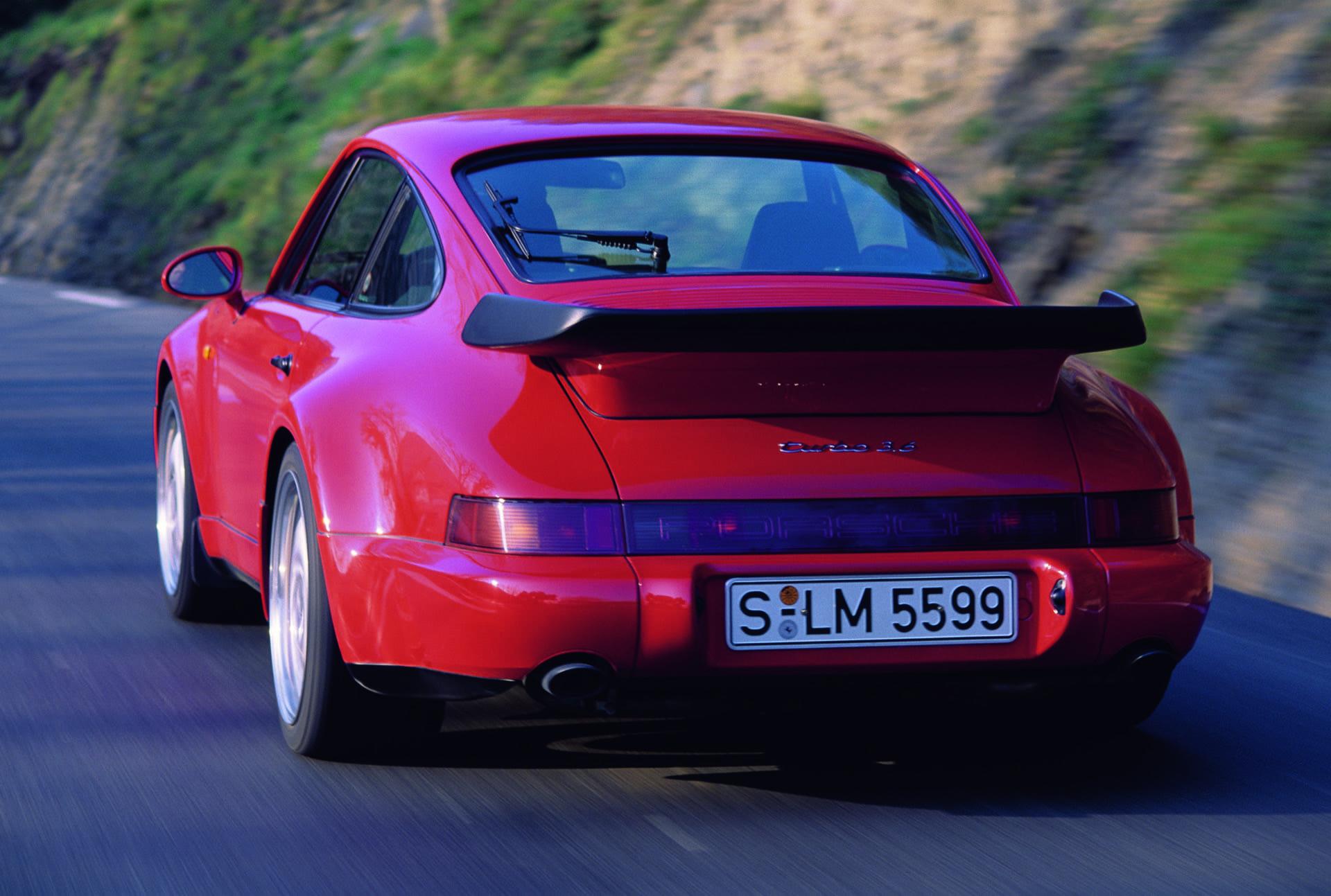Porsche 911 964 Turbo 3 6 Coupe 1993