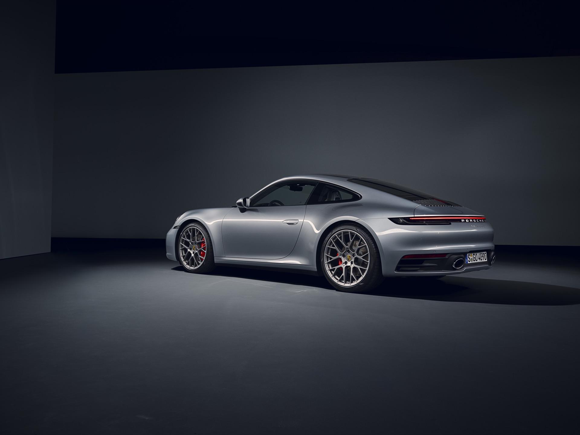Porsche 911 992 00003