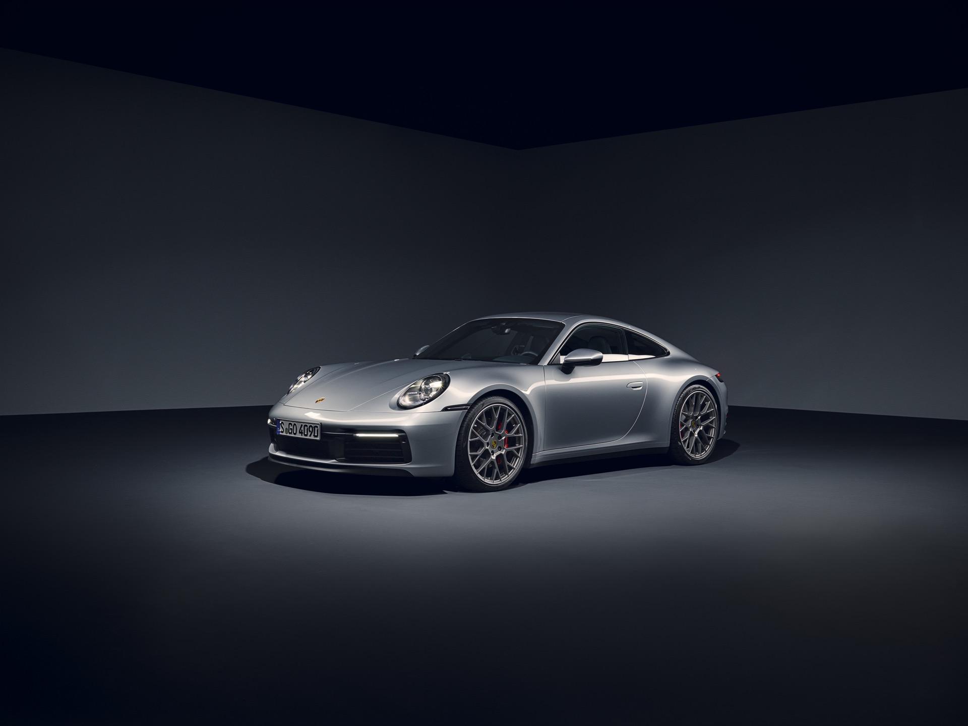 Porsche 911 992 00005